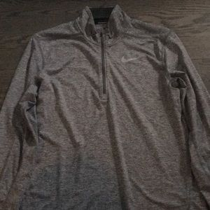 Nike Running Grey Pullover M